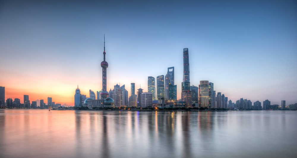 pudong-skyline-at-sunrise-HUX3D8A-1